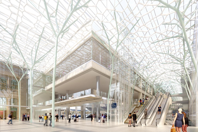 Point sur le projet de transformation de la Gare du Nord